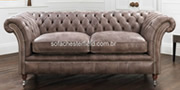 chesterfield sofa 2 lugares